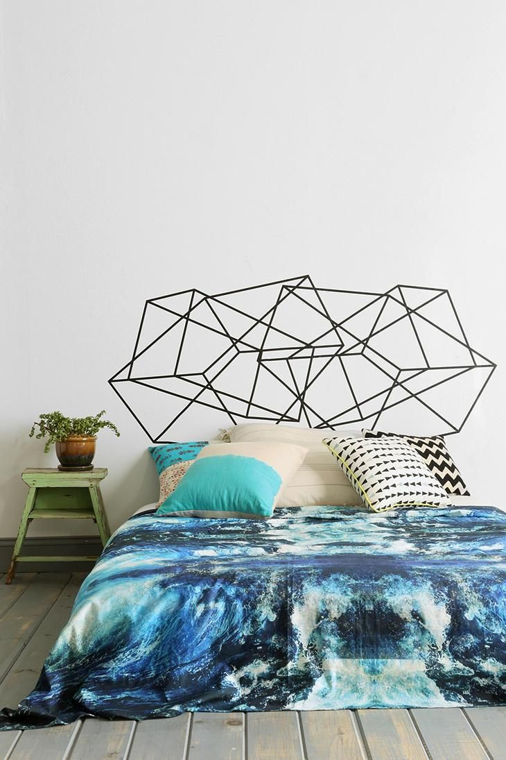 trendy-and-eye-catching-geometric-and-bedroom-decor-ideas-2