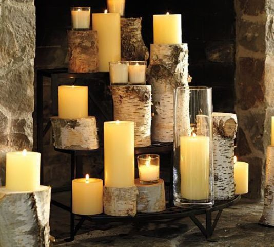 adorable-fireplace-candle-displays-for-any-interior-18