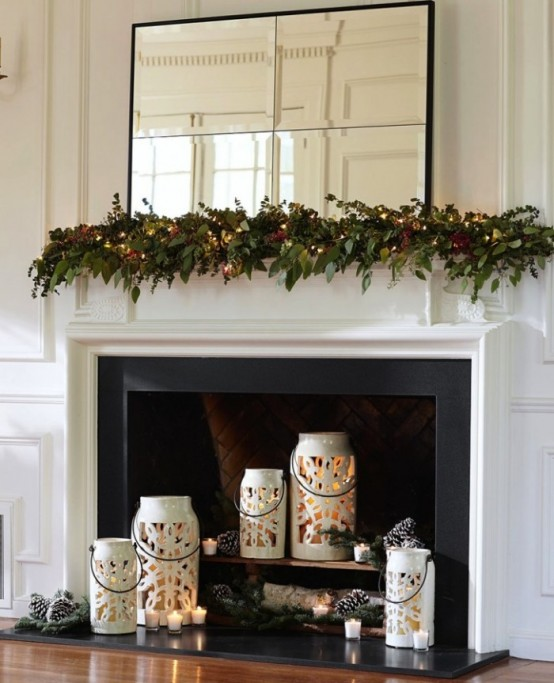adorable-fireplace-candle-displays-for-any-interior-5-554x683