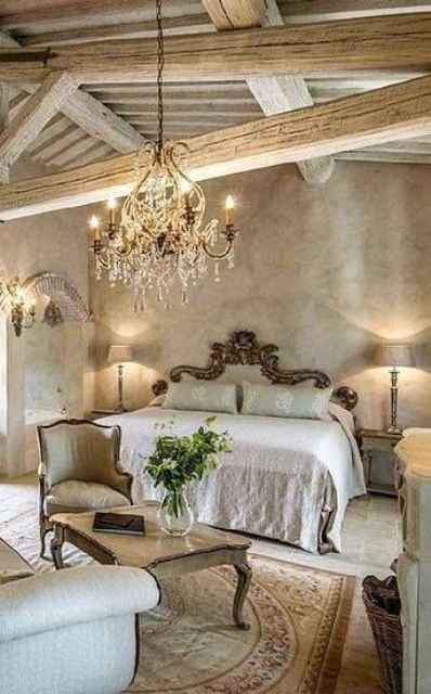 romantic-and-beautiful-provence-bedroom-decor-ideas-19