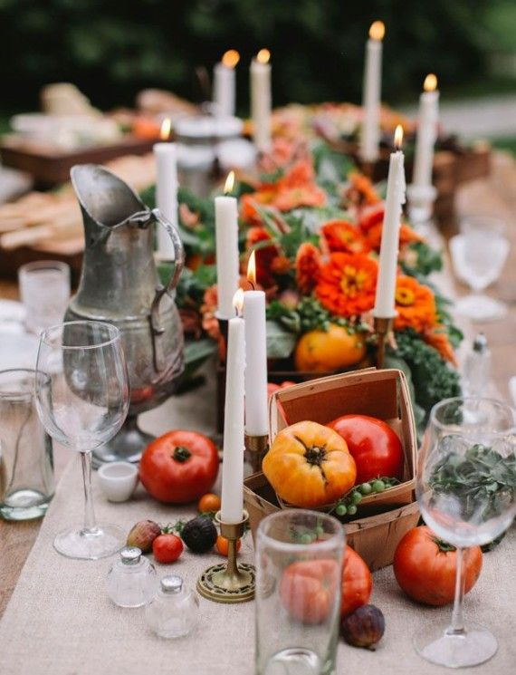 rustic-veggies-and-herbs-tablescape-ideas-32