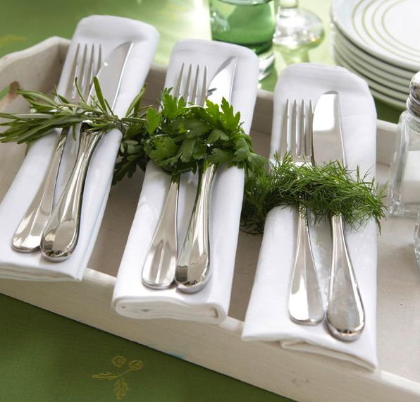rustic-veggies-and-herbs-tablescape-ideas-5