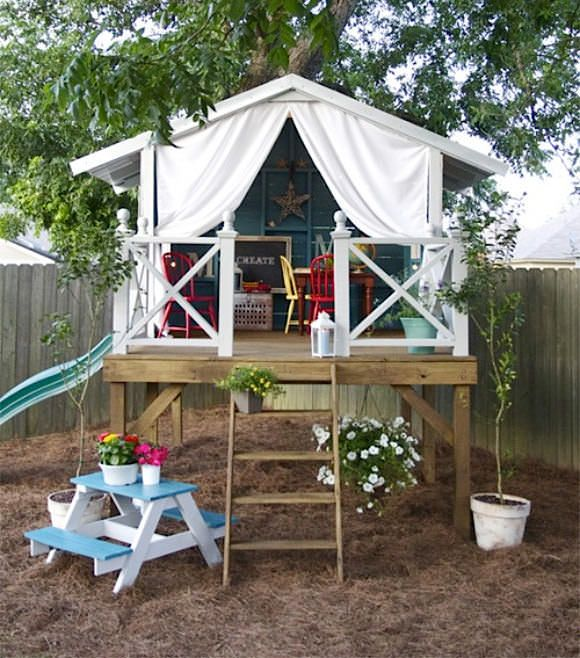 awesome-outdoor-kids-playhouses-to-build-this-summer-3