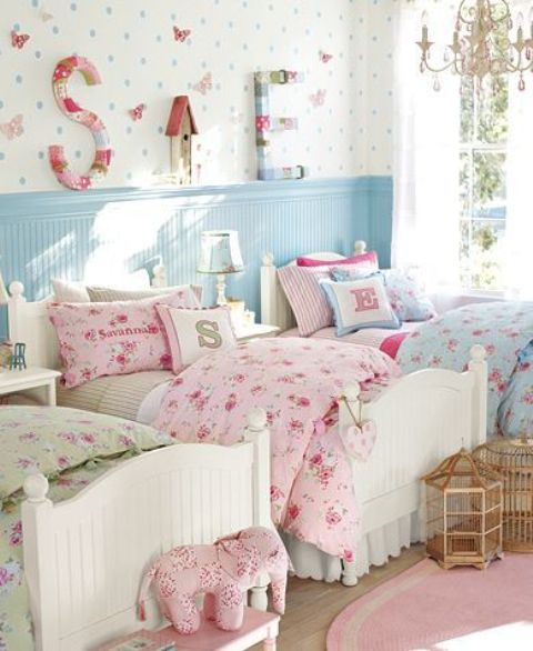 beautiful-and-cute-shabby-chic-kids-rooms-11