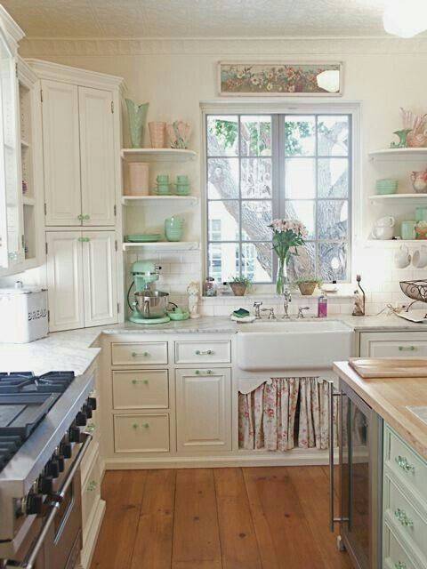 charming-shabby-chic-kitchens-that-youll-never-want-to-leave-11