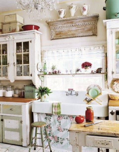charming-shabby-chic-kitchens-that-youll-never-want-to-leave-34