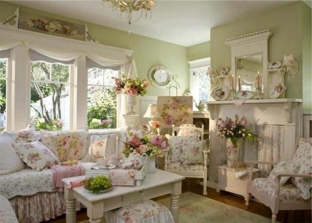 enchanted-shabby-chic-living-room-designs-16