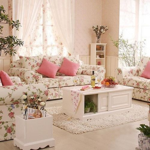 enchanted-shabby-chic-living-room-designs-19