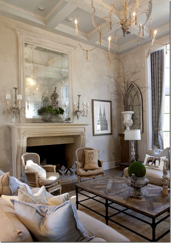 enchanted-shabby-chic-living-room-designs-25