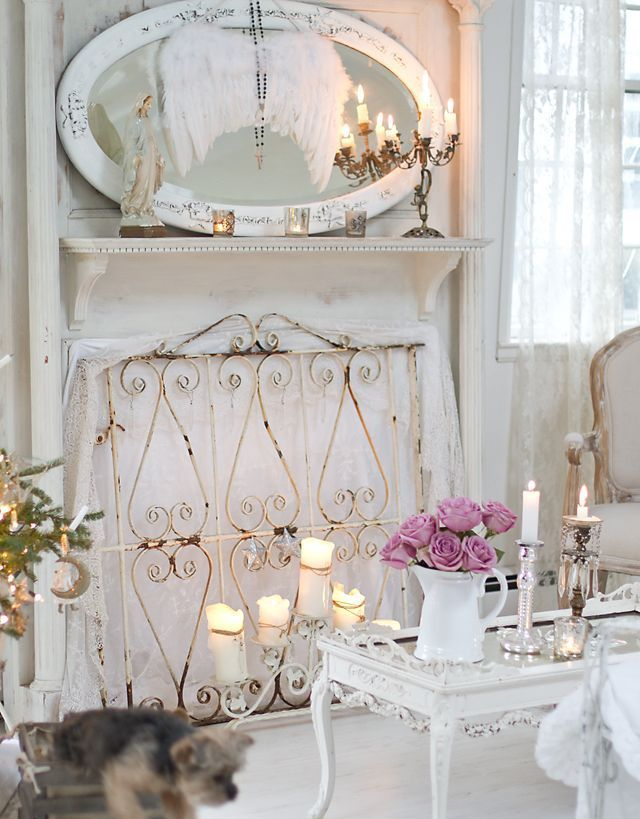 enchanted-shabby-chic-living-room-designs-9