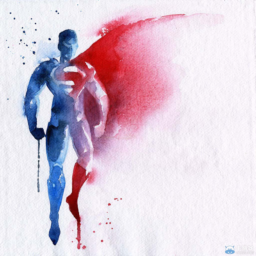 Not-just-Supers.-I-create-a-new-watercolour-everyday-for-2-years-more-than-500...-and-counting7__880