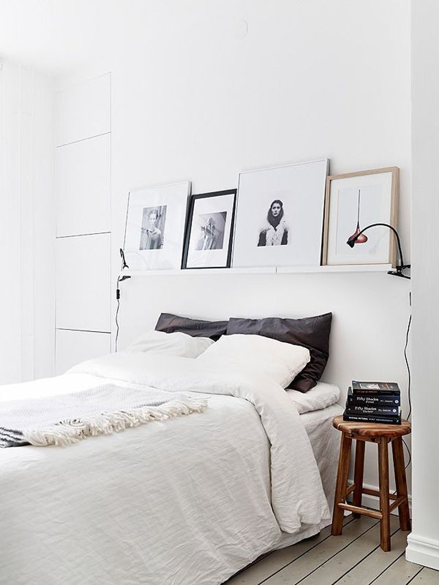 cool-ways-to-use-picture-ledges-for-home-decor-12