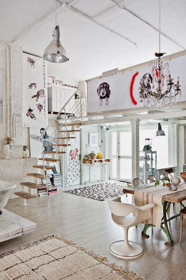 eclectic-white-loft-with-artistic-influence-in-design-2