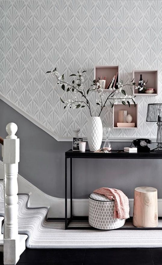 metallic-grey-and-bold-pink-home-decor-ideas-7