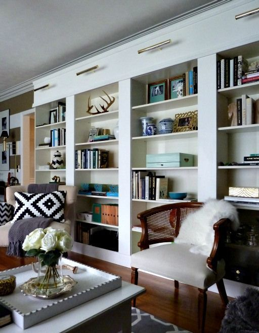 awesome-ikea-billy-bookcases-ideas-for-your-home-home-1