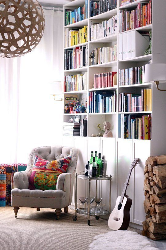 awesome-ikea-billy-bookcases-ideas-for-your-home-home-7