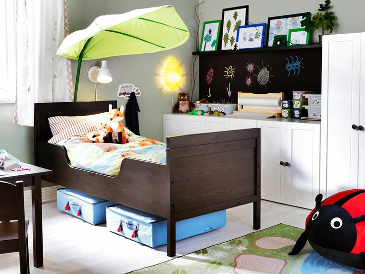 cute-ikea-sundvik-bed-ideas-and-hacks-to-try-5
