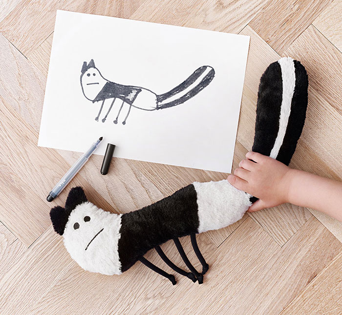 kids-drawings-turned-into-plushies-soft-toys-education-ikea-57
