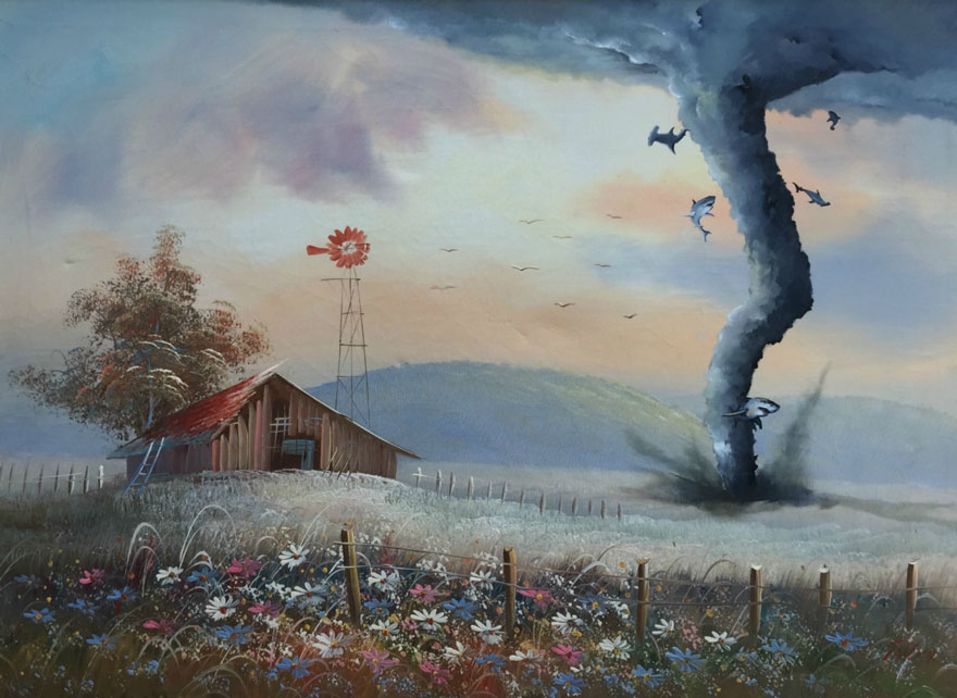 pop-culture-characters-thrift-store-paintings-dave-pollot-25