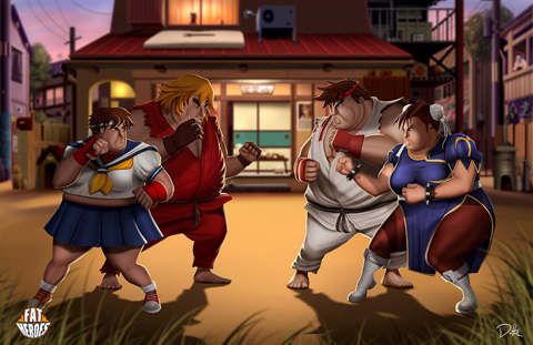 fat_heroes___street_fighter__by_carlosdattoliart-d8gscd0_zpsjolmrgaw