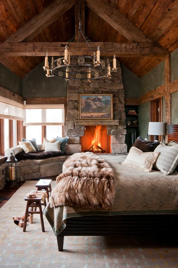chic-bedroom-designs-with-exposed-wooden-beams-29