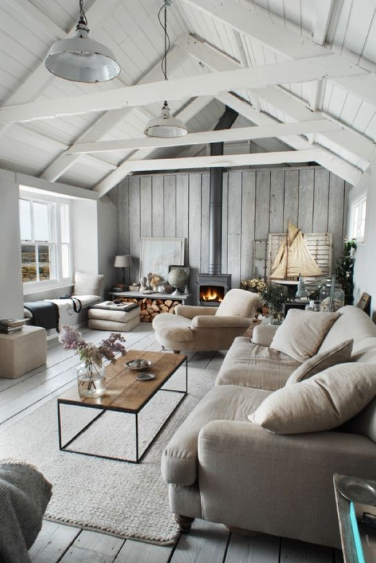 cozy-living-room-designs-with-exposed-wooden-beams-12