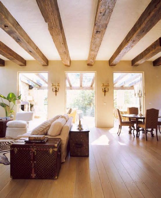 cozy-living-room-designs-with-exposed-wooden-beams-34-554x678