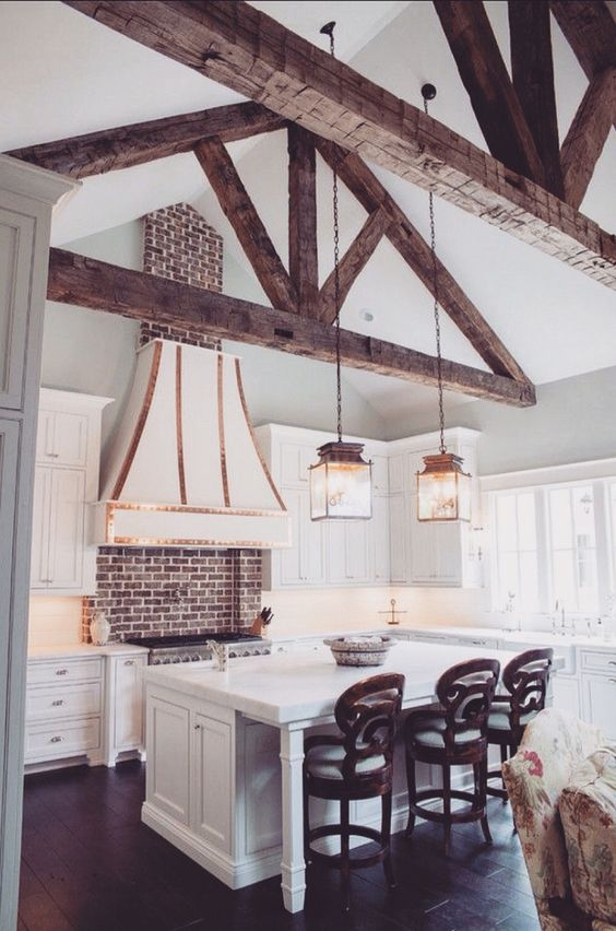 inviting-kitchen-designs-with-exposed-wooden-beams-1