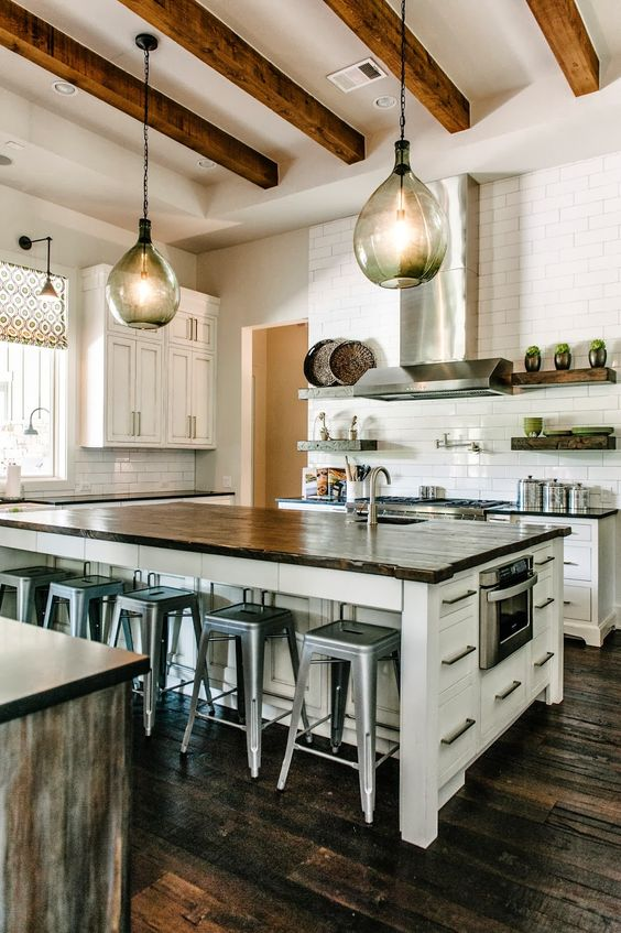 inviting-kitchen-designs-with-exposed-wooden-beams-2