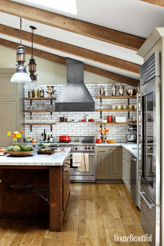 inviting-kitchen-designs-with-exposed-wooden-beams-28
