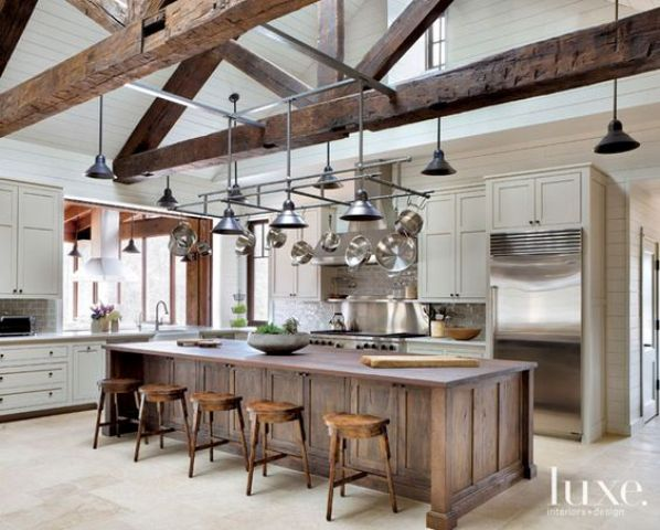 inviting-kitchen-designs-with-exposed-wooden-beams-29