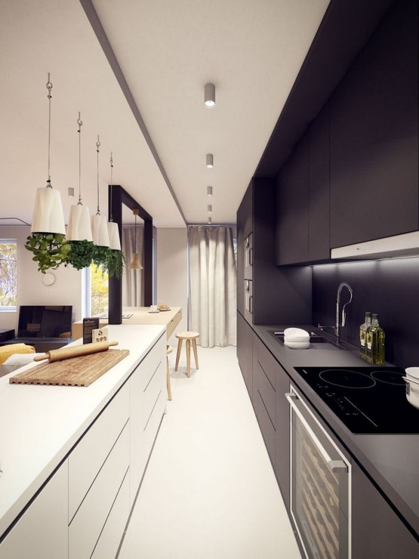 stylish-and-functional-narrow-kitchen-design-ideas-13