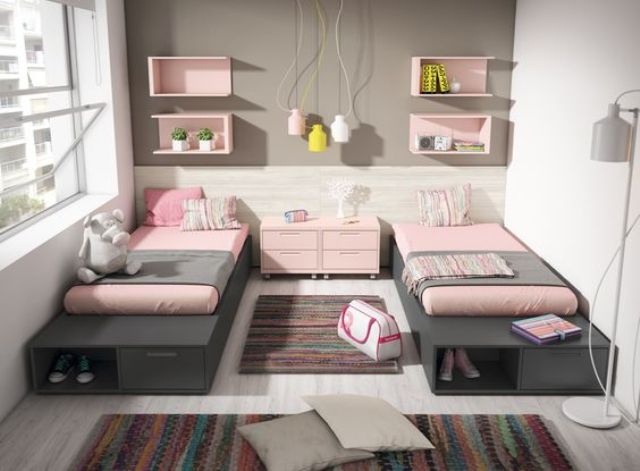 chic-and-inviting-shared-teen-girl-rooms-ideas-21