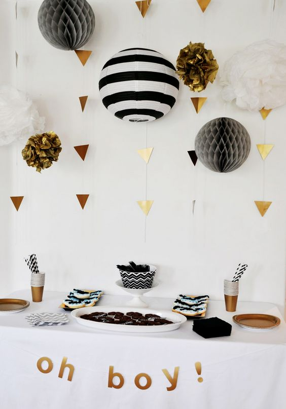 black-white-and-copper-for-a-modern-baby-shower