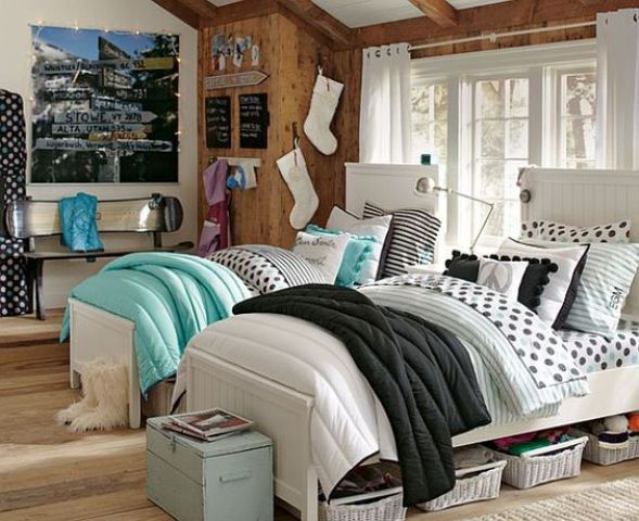 chic-and-inviting-shared-teen-girl-rooms-ideas-15