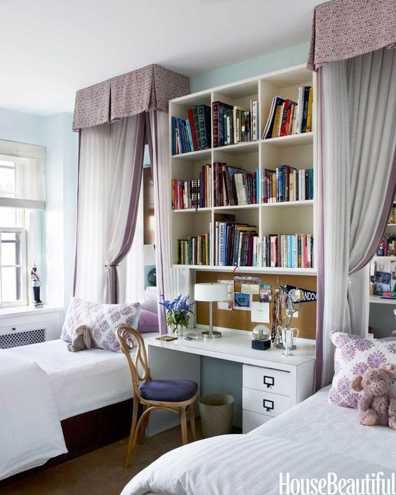 chic-and-inviting-shared-teen-girl-rooms-ideas-19