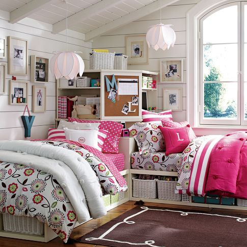 chic-and-inviting-shared-teen-girl-rooms-ideas-2