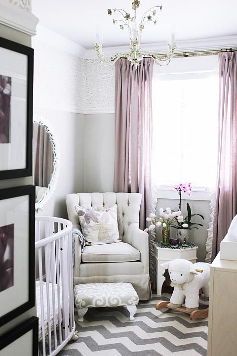 cutest-and-most-chic-girl-nursery-designs-to-get-inspired-9