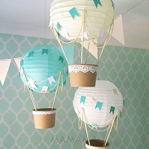 hot-air-balloons-for-a-boy-baby-shower