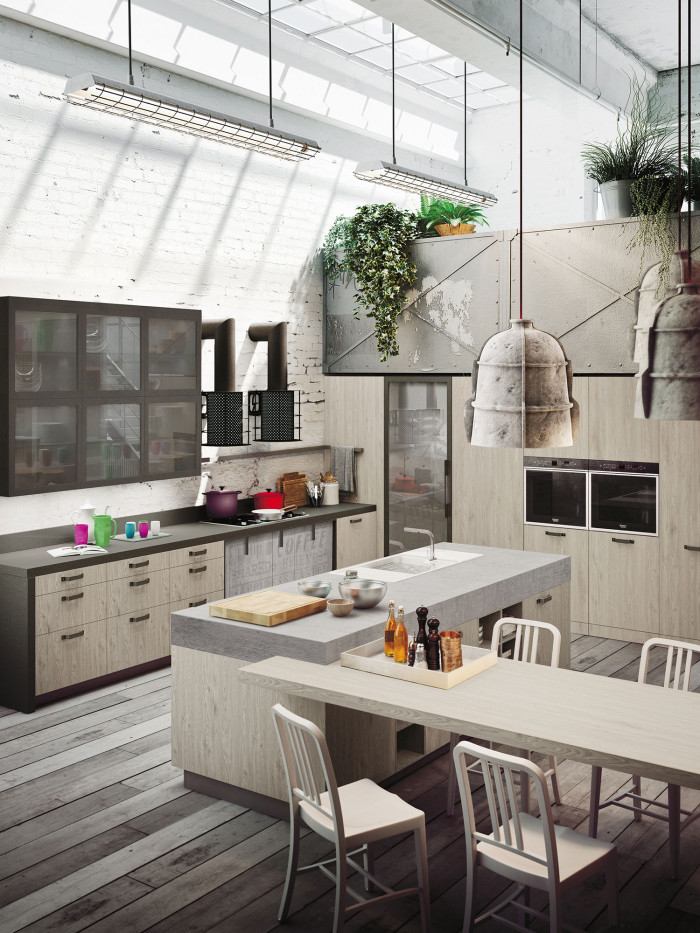 industrial-loft-kitchen-with-light-wood-in-design-14
