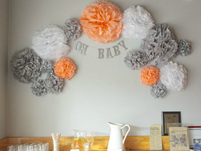 wall-decor-for-a-gender-neutral-baby-shower