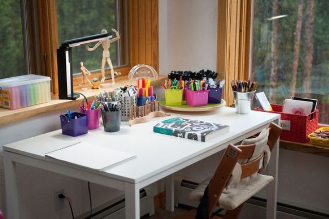 17-Melltorp-used-as-a-craft-table