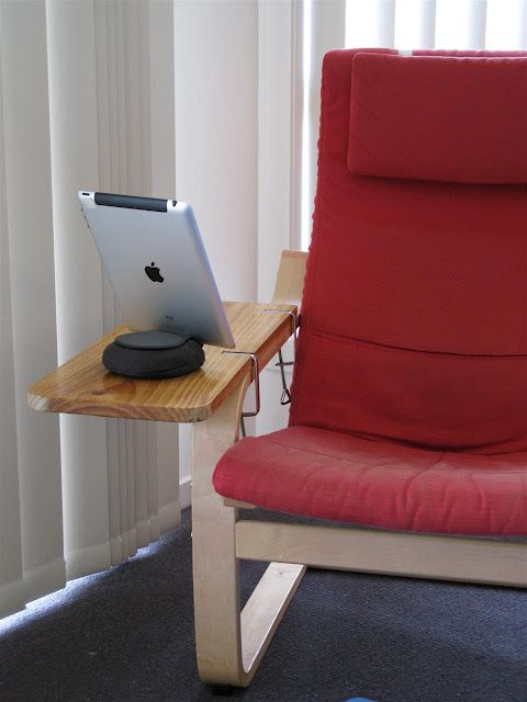 24-an-armrest-added-to-Poang-chair