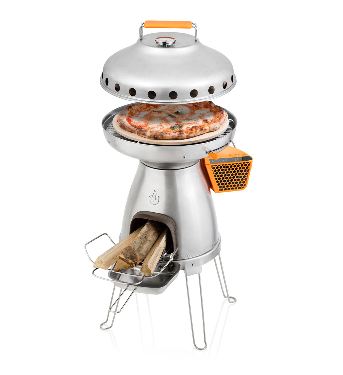 01-BaseCamp-is-a-wood-burning-stove-and-grill-that-converts-heat-into-usable-electricity