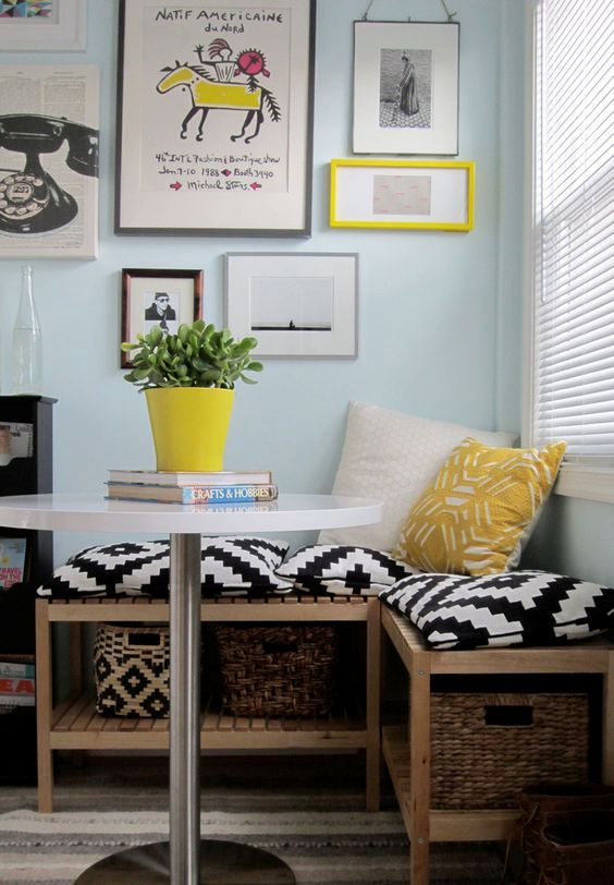 03-modern-breakfast-nook-with-a-rustic-bench-with-cubbies