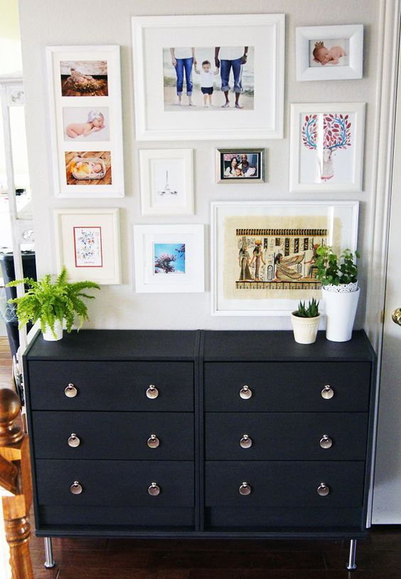 07-double-IKEA-Rast-dresser-in-black-with-whimsy-handles