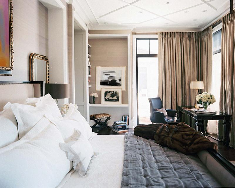 10-an-art-deco-bedroom-with-a-stylish-black-desk-and-leather-chair-in-the-corner