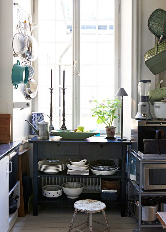 11-Norden-sideboard-used-as-a-kitchen-island