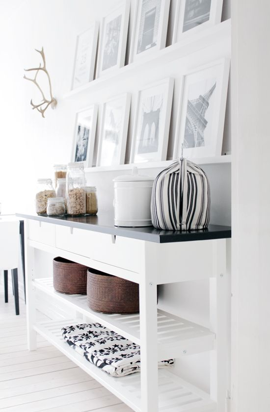 17-Norden-sideboard-turned-into-a-black-and-white-storage-piece