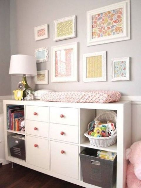 19-IKEA-Kallax-changing-table-with-pink-knobs